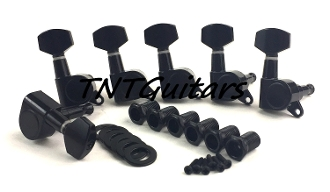 Modern Sealed Tuners, Set of 6 Tuning Keys