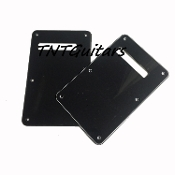 Strat Trem Cover, Black