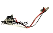 One Pickup Wiring Harness ~ Standard ~ 1 Volume Prewired Harness