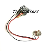 One Pickup Wiring Harness ~ CTS Push Pull ~ Coil Cutting / Split