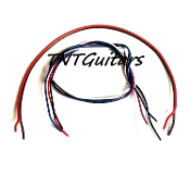 Set of 22 Gauge Wires for Jacks, Switches, Pots & Controls