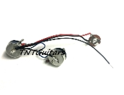 1V1T One Pickup Wiring Harness ~ SEALED 1 Vol. 1 Tone Prewired