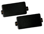 Humbucker Cover EMG Type, Black
