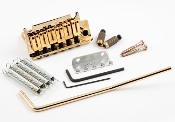 Strat Trem System 2 Point Brass Block & Steel Saddles