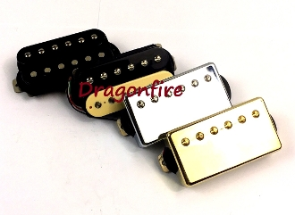 Gate Bucker Humbucker Pickup, Bridge, Neck, or Set