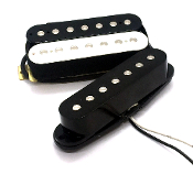 7 String Screamers HS Pickup Set, Humbucker-Single SH Pickups
