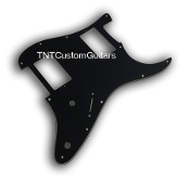Double Humbucker (HH) Pickguard, 2 Hum Guard, Sale Color Choice Clearance