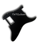 One Humbucker Pickguard, One Hum Strat Guard, Sale Color Choice, Clearance